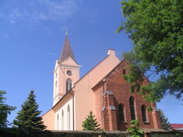 Rieben Kirche