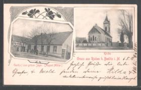 Landgasthof Rieben 1903