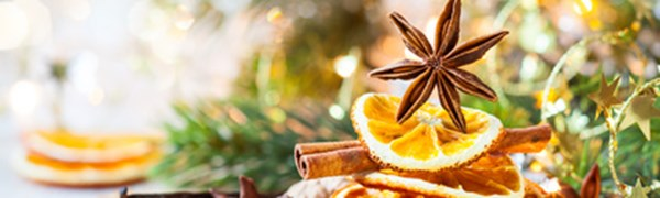 Gut essen an den Weihnachtsfeiertagen